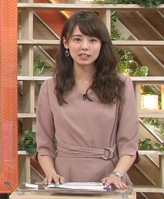 宮澤智アナ 笑顔がかわいいキャプ・エロ画像5