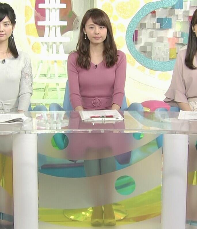 アナ ニット横乳★キャプ・エロ画像3