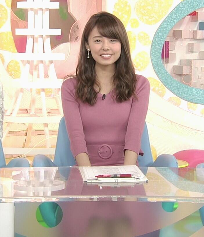 アナ ニット横乳★キャプ・エロ画像4