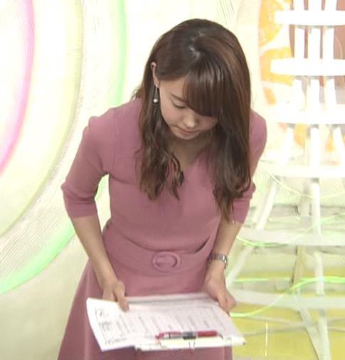 アナ ニット横乳★キャプ・エロ画像6