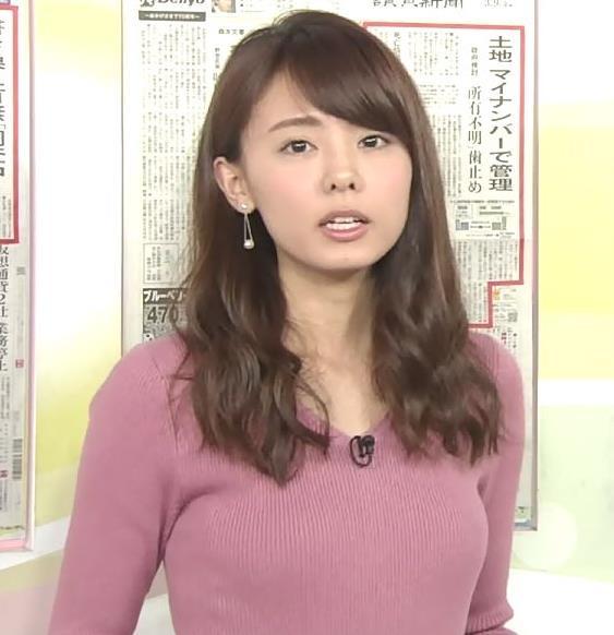 アナ ニット横乳★キャプ・エロ画像8