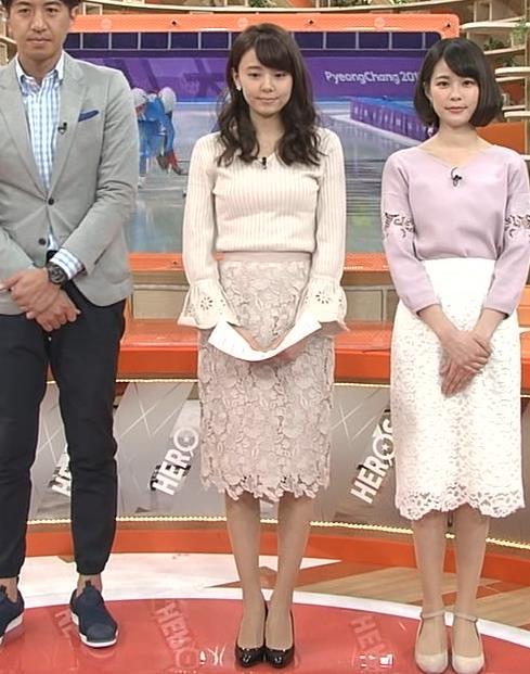 宮澤智アナ 盛っているのかデカくなったのか、ちっと横乳がエロいキャプ・エロ画像6