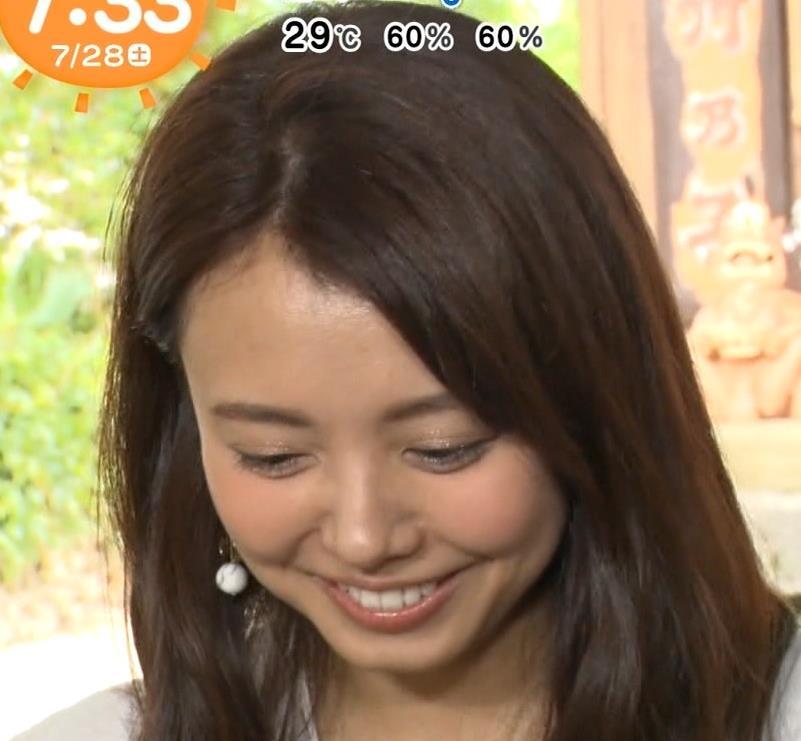 宮澤智アナ ちょっとワキちらキャプ・エロ画像3