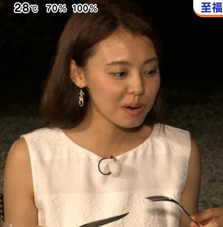 宮澤智アナ ちょっとワキちらキャプ・エロ画像7