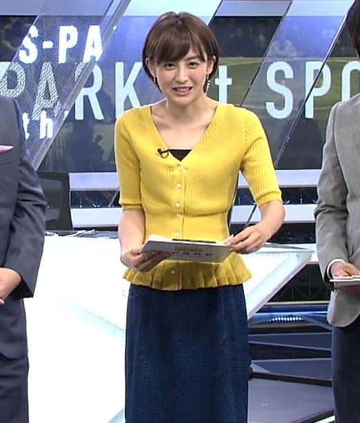 宮司愛海アナ 「S-PARK スパーク」キャプ・エロ画像3
