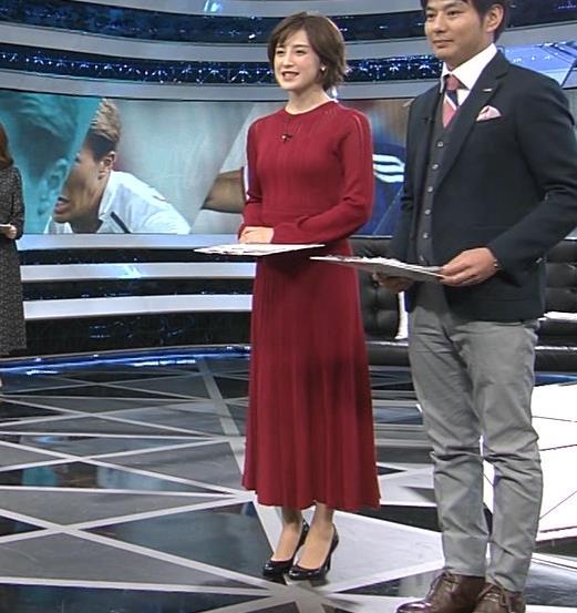 宮司愛美アナ ピチピチなニットでエロいおっぱいキャプ・エロ画像5