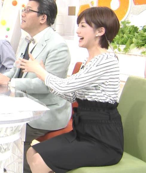 宮司愛海アナ ミニスカ美脚のふくらはぎキャプ・エロ画像2