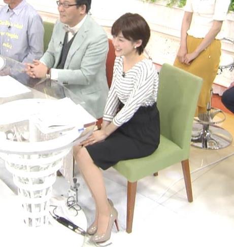 宮司愛海アナ ミニスカ美脚のふくらはぎキャプ・エロ画像5