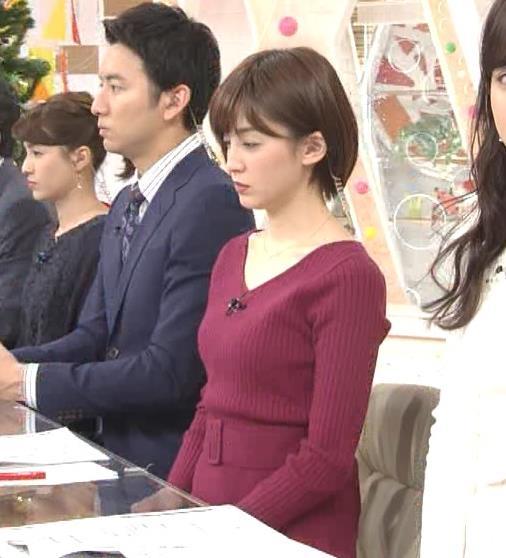 宮司愛海アナ ふっくらニットおっぱい♡キャプ・エロ画像6
