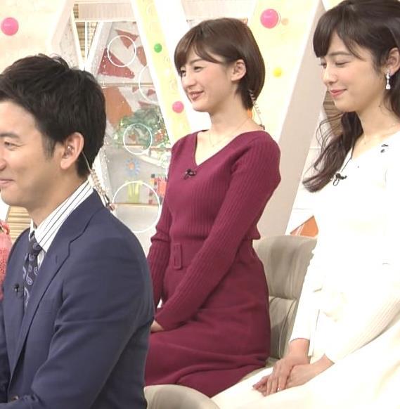 宮司愛海アナ ふっくらニットおっぱい♡キャプ・エロ画像9