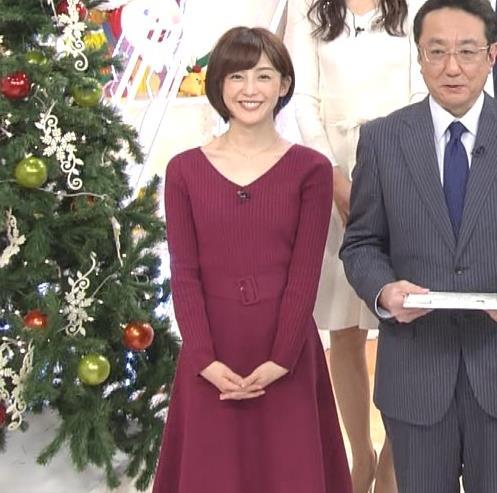 宮司愛海アナ ふっくらニットおっぱい♡キャプ・エロ画像10
