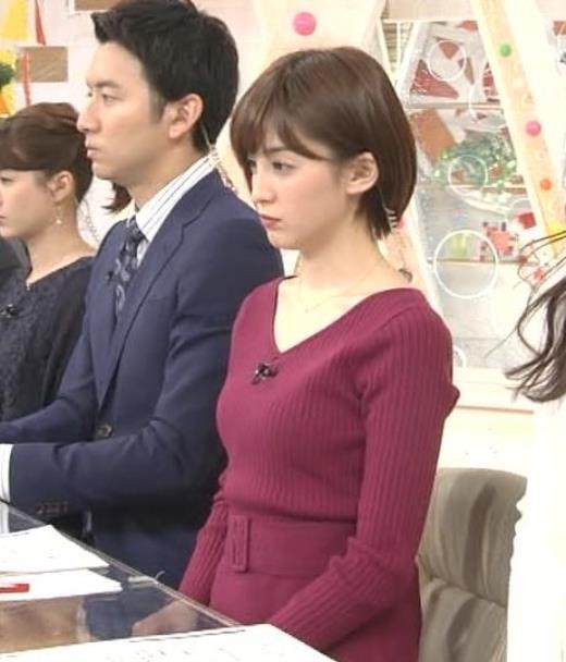 宮司愛海 ふっくらニットおっぱい♡キャプ画像(エロ・アイコラ画像)