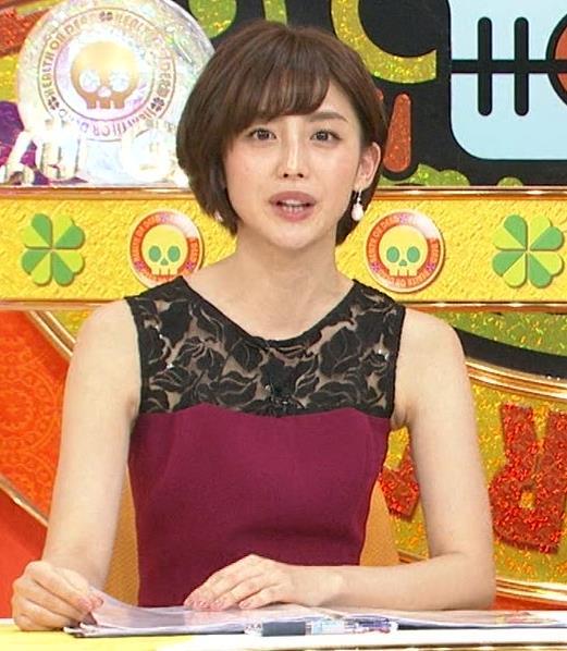 宮司愛海アナ ノースリーブのワキがエロ!キャプ・エロ画像5