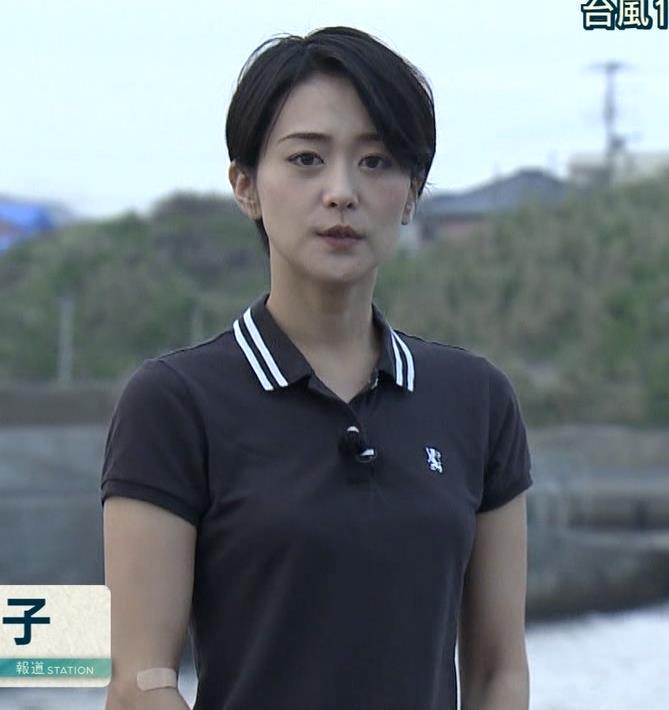 森葉子アナ パイスラ!!キャプ・エロ画像2