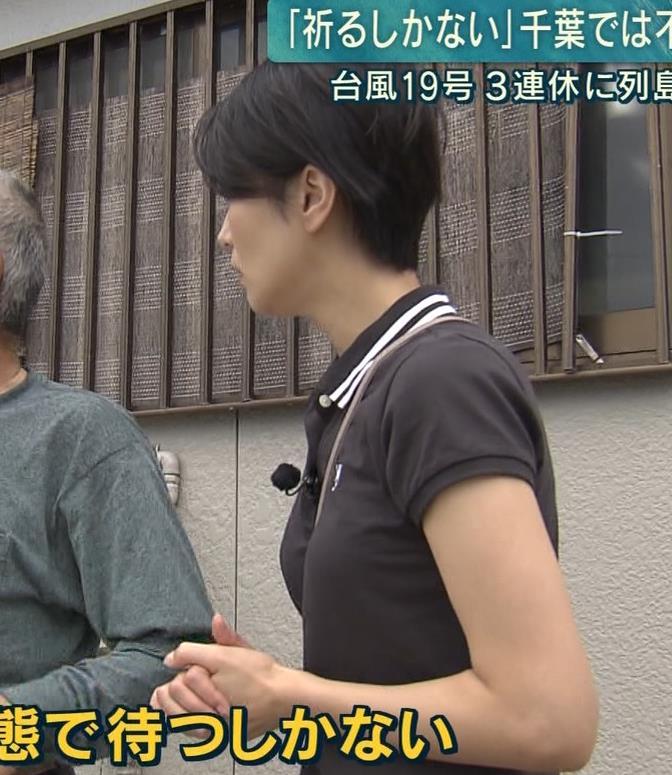 森葉子アナ パイスラ!!キャプ・エロ画像5