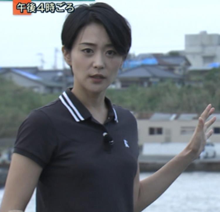 森葉子アナ パイスラ!!キャプ・エロ画像7