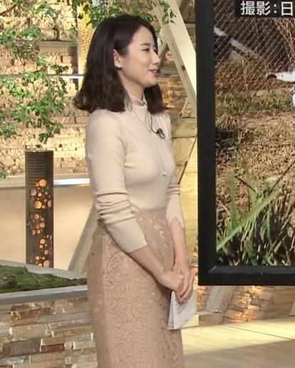 森川夕貴アナ 最近の乳のエロさは最高!キャプ・エロ画像11