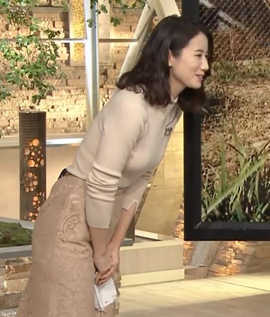 森川夕貴アナ 最近の乳のエロさは最高!キャプ・エロ画像12