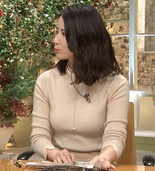 森川夕貴アナ 最近の乳のエロさは最高!キャプ・エロ画像15