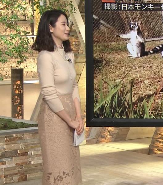 森川夕貴アナ 最近の乳のエロさは最高!キャプ・エロ画像16