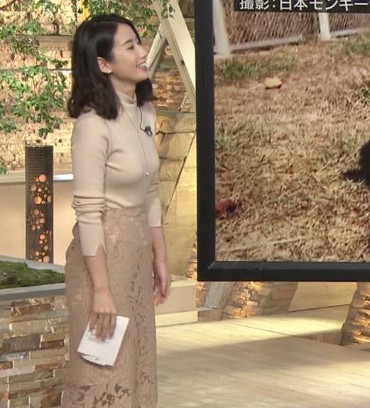 森川夕貴アナ 最近の乳のエロさは最高!キャプ・エロ画像19