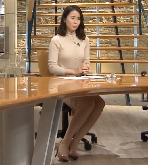 森川夕貴アナ 最近の乳のエロさは最高!キャプ・エロ画像3