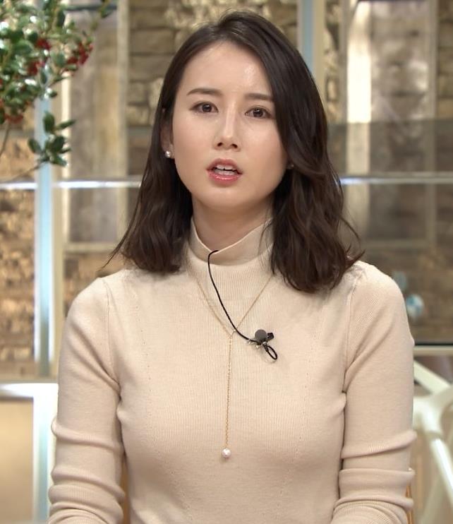 森川夕貴アナ 最近の乳のエロさは最高!キャプ・エロ画像5