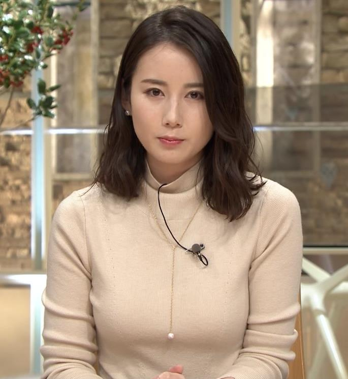 森川夕貴アナ 最近の乳のエロさは最高!キャプ・エロ画像6