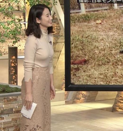 森川夕貴アナ 最近の乳のエロさは最高!キャプ画像(エロ・アイコラ画像)
