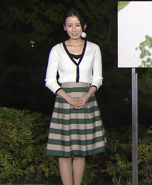 森川夕貴アナ おっぱいがエロい衣装キャプ・エロ画像