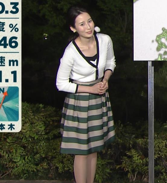 森川夕貴アナ おっぱいがエロい衣装キャプ・エロ画像2