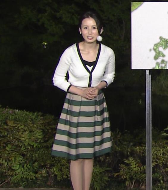 森川夕貴アナ おっぱいがエロい衣装キャプ・エロ画像3
