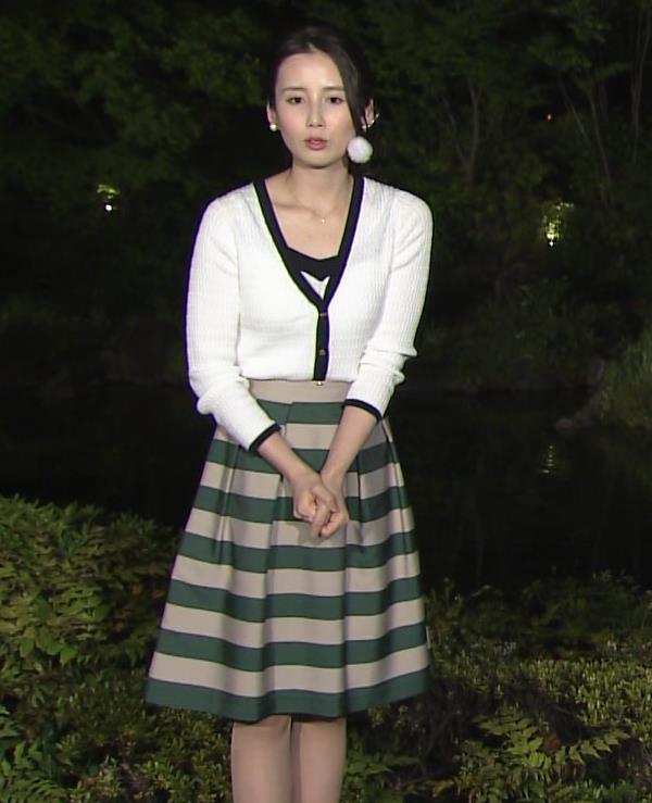 森川夕貴アナ おっぱいがエロい衣装キャプ・エロ画像5