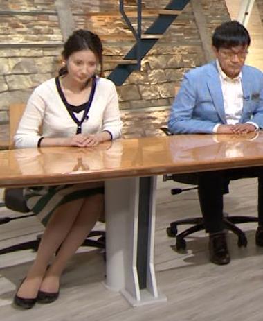 森川夕貴アナ おっぱいがエロい衣装キャプ・エロ画像7