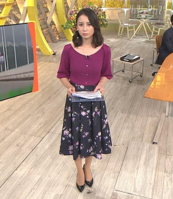 森川夕貴アナ 報道ステーションキャプ・エロ画像