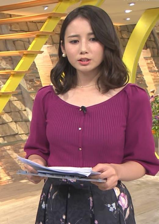 森川夕貴アナ 報道ステーションキャプ・エロ画像3