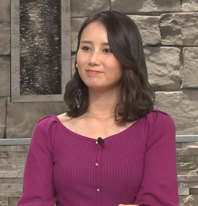 森川夕貴アナ 報道ステーションキャプ・エロ画像6