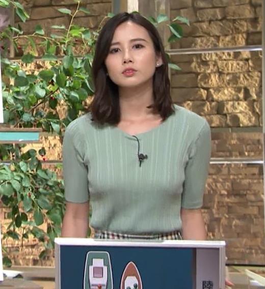 森川夕貴アナ 横乳えっろキャプ・エロ画像5