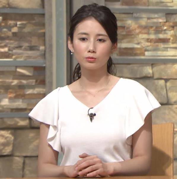森川夕貴アナ 美人アナキャプ・エロ画像