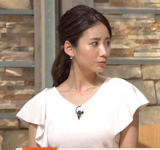 森川夕貴アナ 美人アナキャプ・エロ画像4