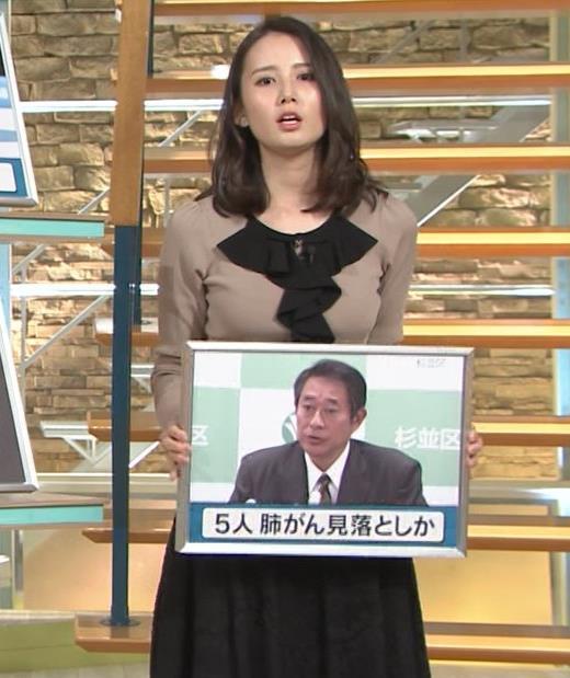 森川夕貴アナ 最近とくにおっぱいがエロいキャプ画像(エロ・アイコラ画像)