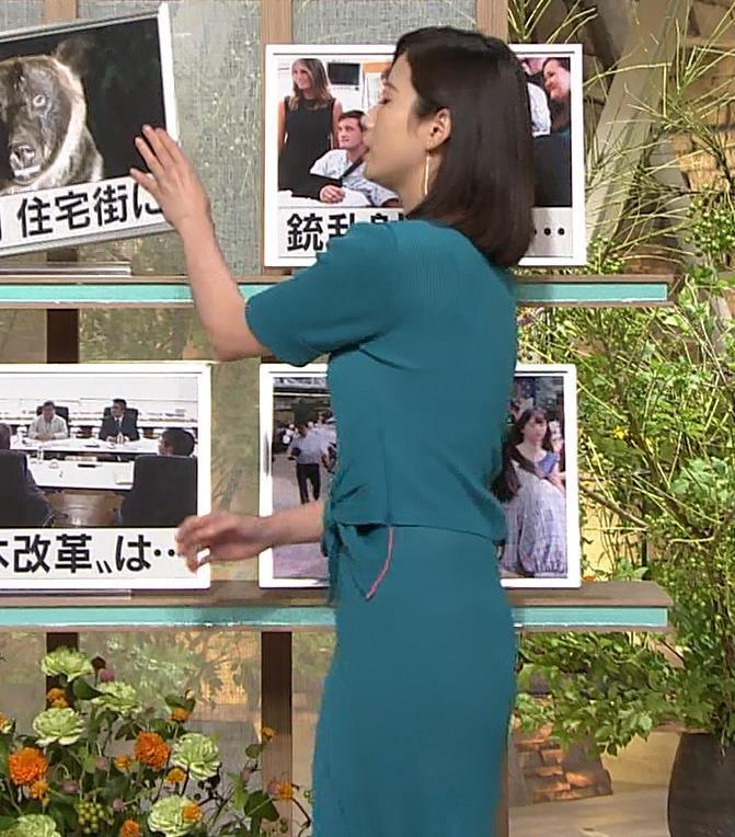 森川夕貴アナ おっぱいエロ過ぎキャプ・エロ画像3