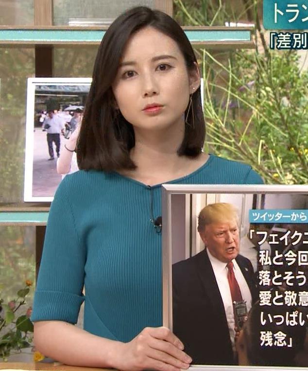 森川夕貴アナ おっぱいエロ過ぎキャプ・エロ画像7