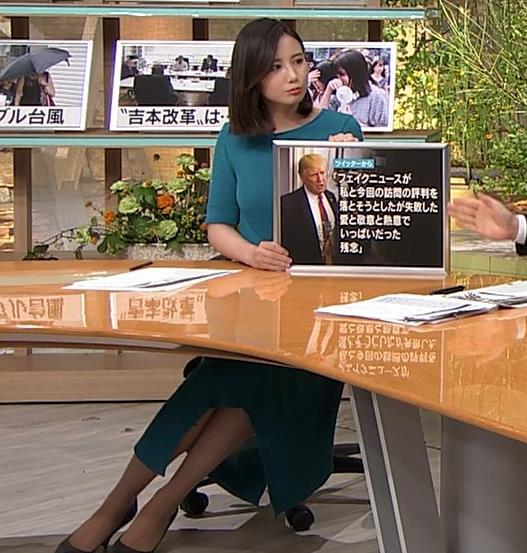 森川夕貴アナ おっぱいエロ過ぎキャプ・エロ画像8