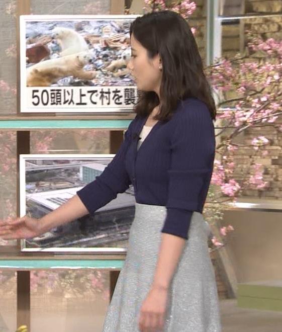 アナ ニット乳がエロいキャプ・エロ画像
