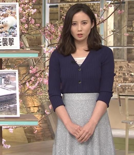アナ ニット乳がエロいキャプ・エロ画像2