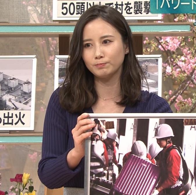 アナ ニット乳がエロいキャプ・エロ画像5