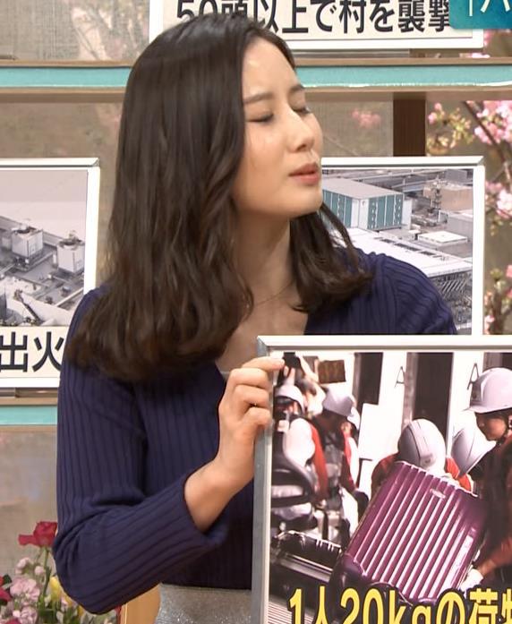 アナ ニット乳がエロいキャプ・エロ画像8