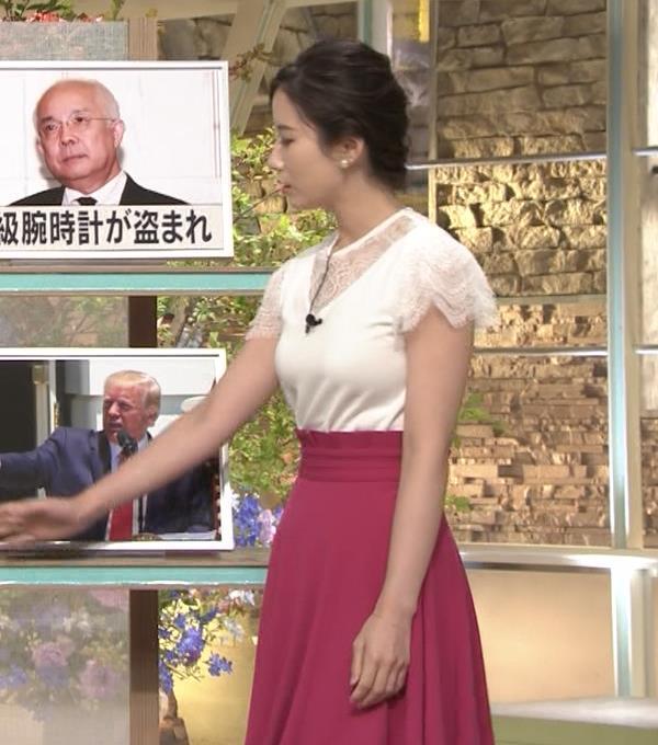 森川夕貴アナ これはまたエロいおっぱいキャプ・エロ画像2