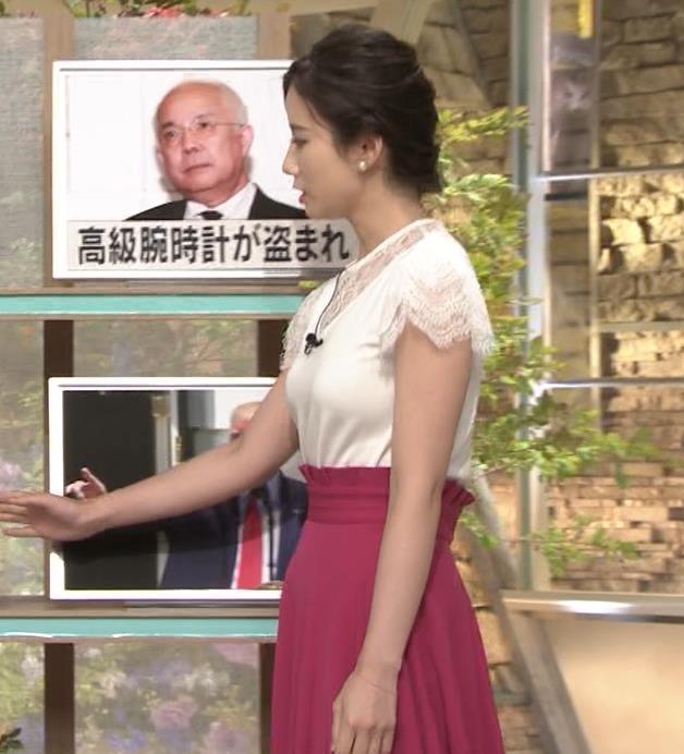 森川夕貴アナ これはまたエロいおっぱいキャプ・エロ画像3